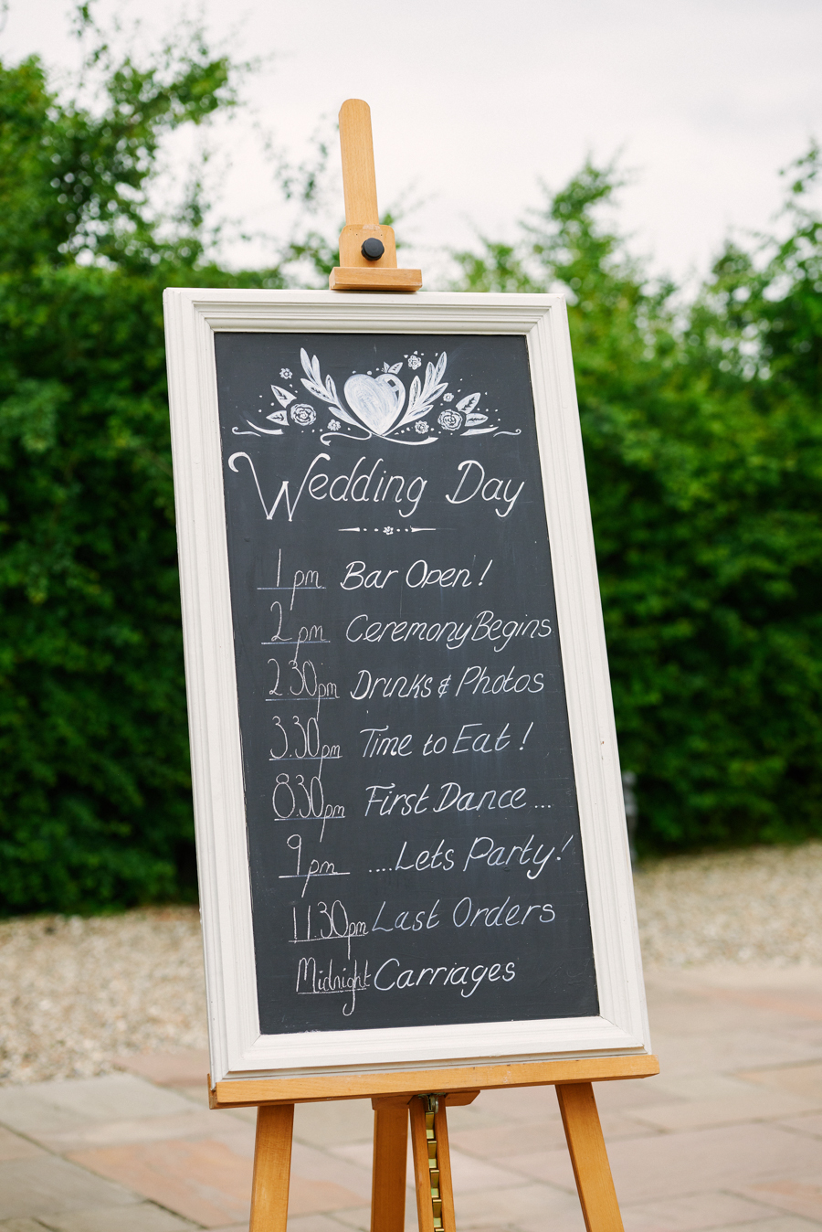 Penny and Ben's funfair wedding at Marleybrook with Rose Images (2)
