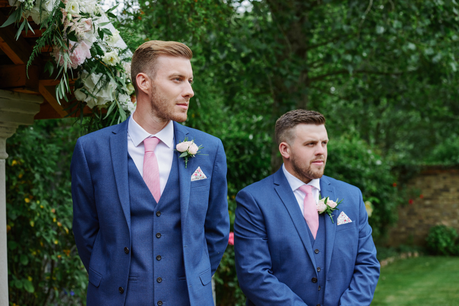 Penny and Ben's funfair wedding at Marleybrook with Rose Images (10)