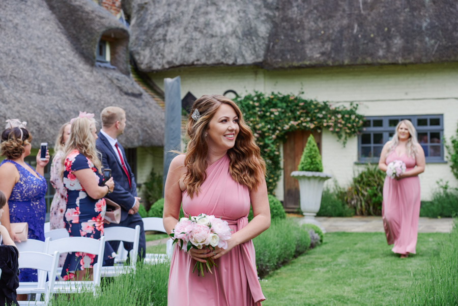 Penny and Ben's funfair wedding at Marleybrook with Rose Images (11)