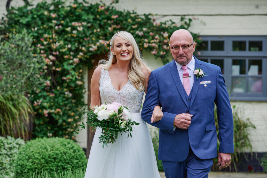Penny and Ben's funfair wedding at Marleybrook with Rose Images (12)
