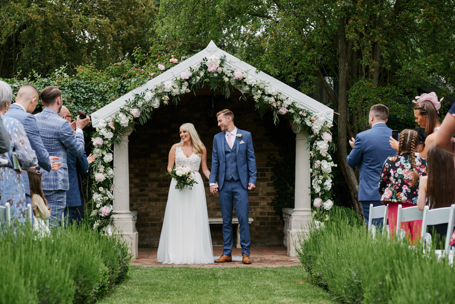 Penny and Ben's funfair wedding at Marleybrook with Rose Images (17)