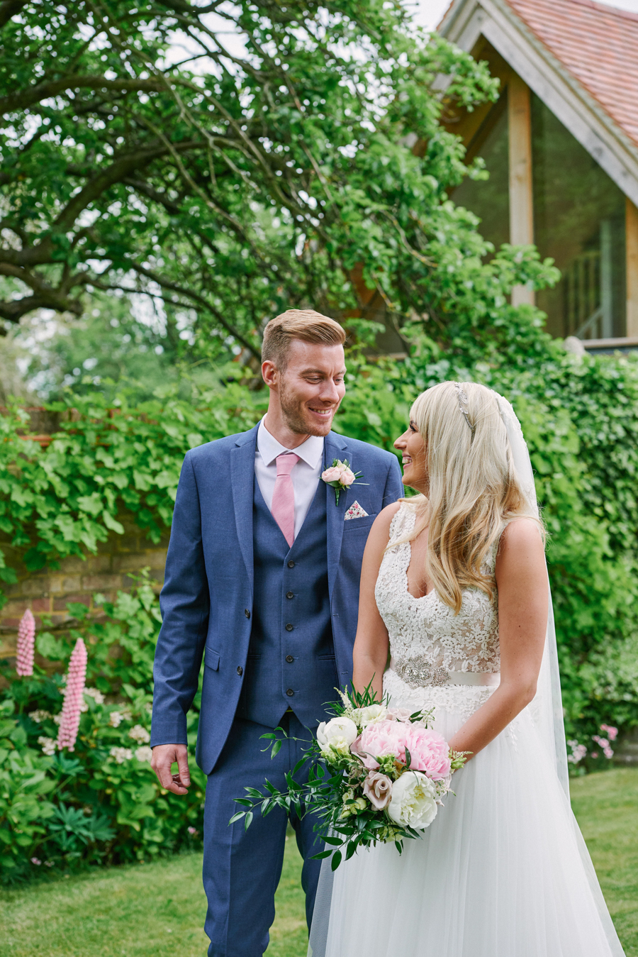 Penny and Ben's funfair wedding at Marleybrook with Rose Images (21)