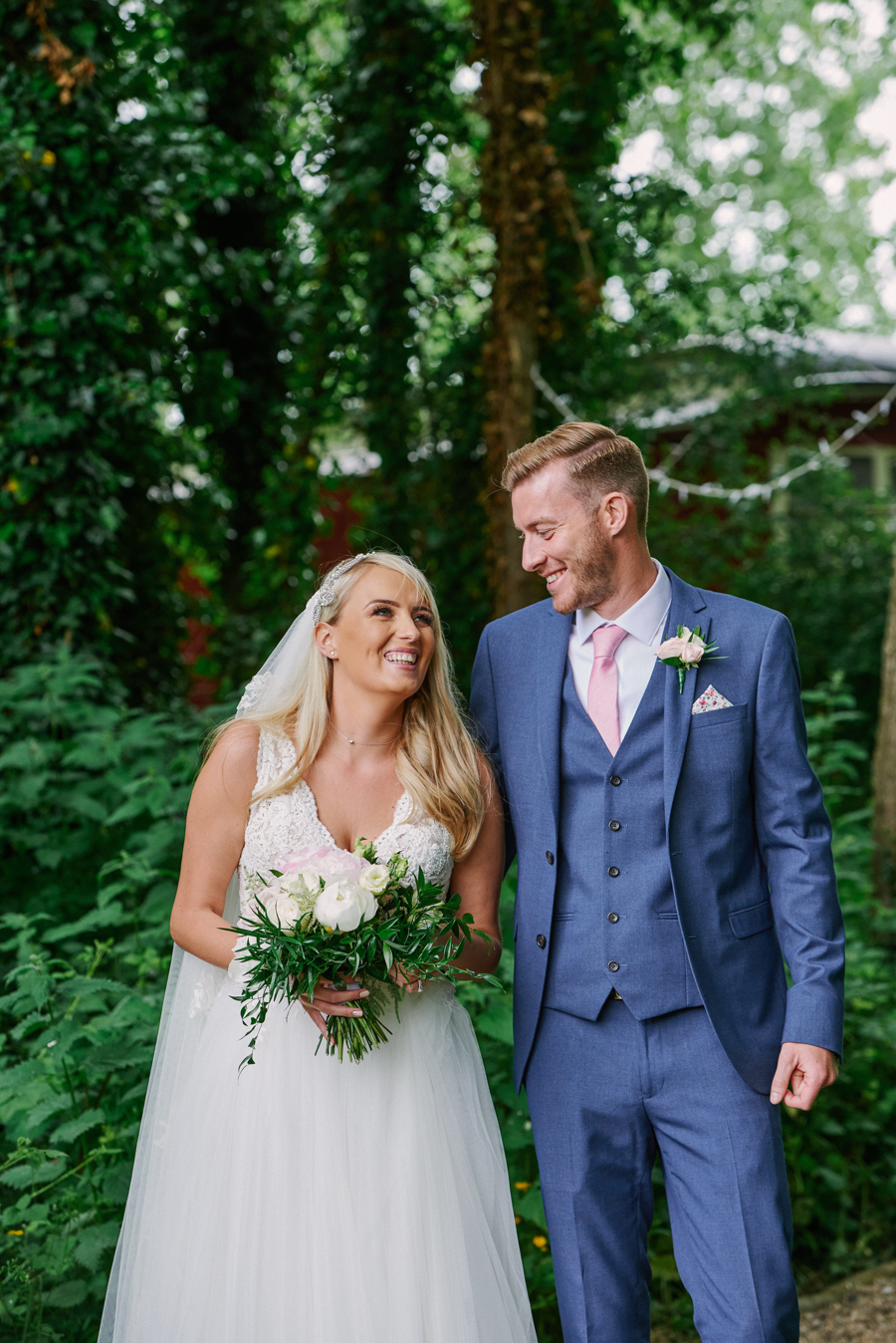Penny and Ben's funfair wedding at Marleybrook with Rose Images (22)