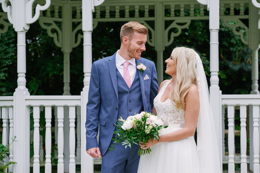 Penny and Ben's funfair wedding at Marleybrook with Rose Images (24)