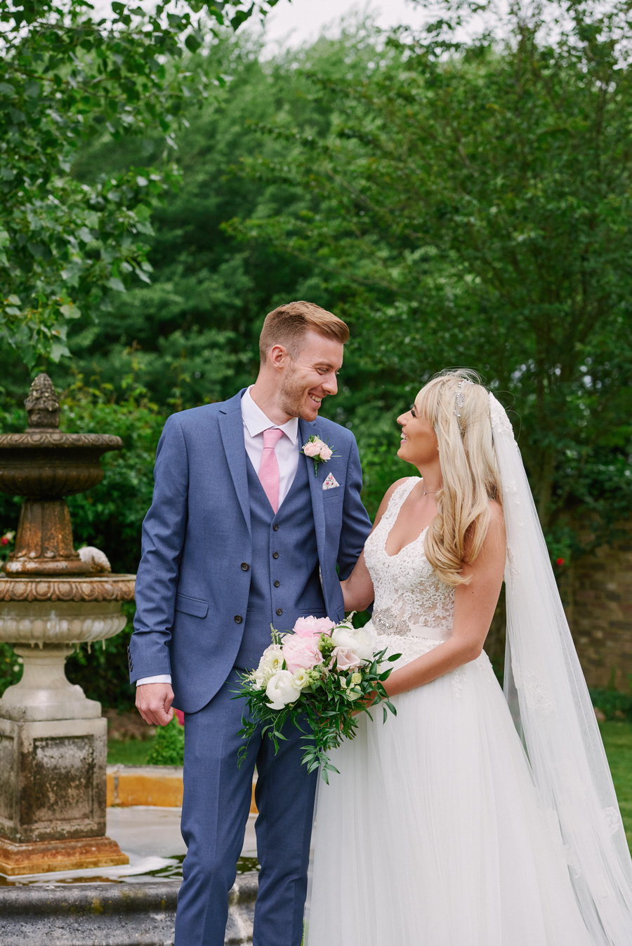 Penny and Ben's funfair wedding at Marleybrook with Rose Images (27)