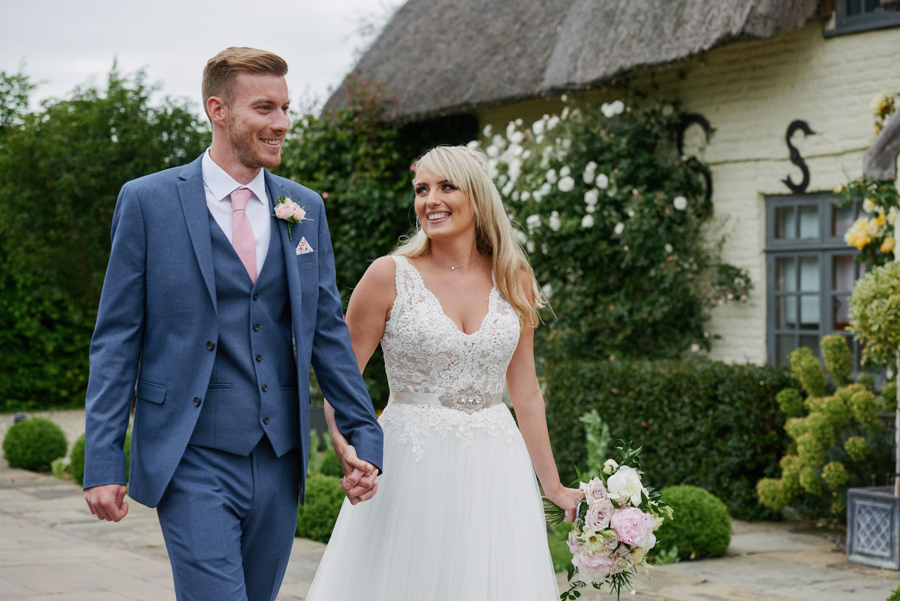 Penny and Ben's funfair wedding at Marleybrook with Rose Images (35)