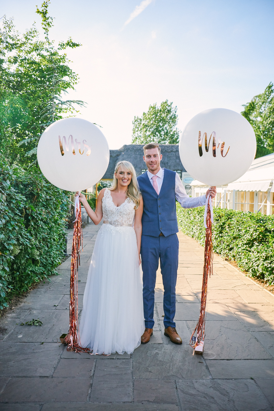 Penny and Ben's funfair wedding at Marleybrook with Rose Images (38)