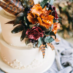 Warmth, love and hygge for two brides at Holbrook Manor