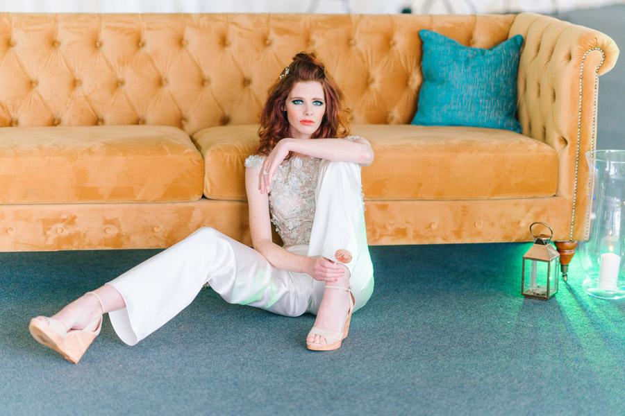 Beautiful emerald green and mustard wedding style ideas, photography by Ioana Porav (29)