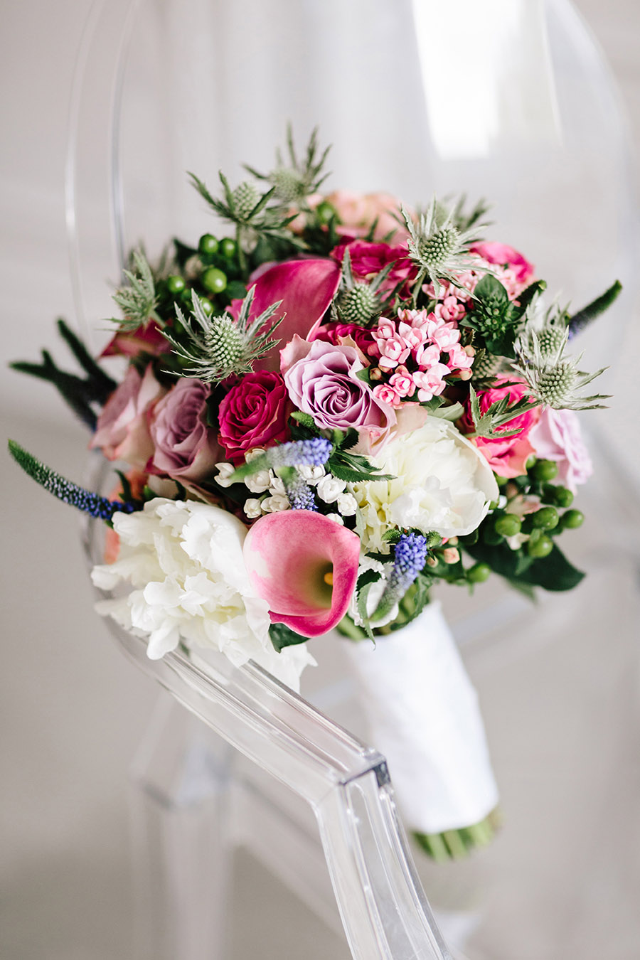 Incredible florals for Maryanne & Adam's beautiful Chippenham Park Hall wedding, with images by Nick + Maria (8)