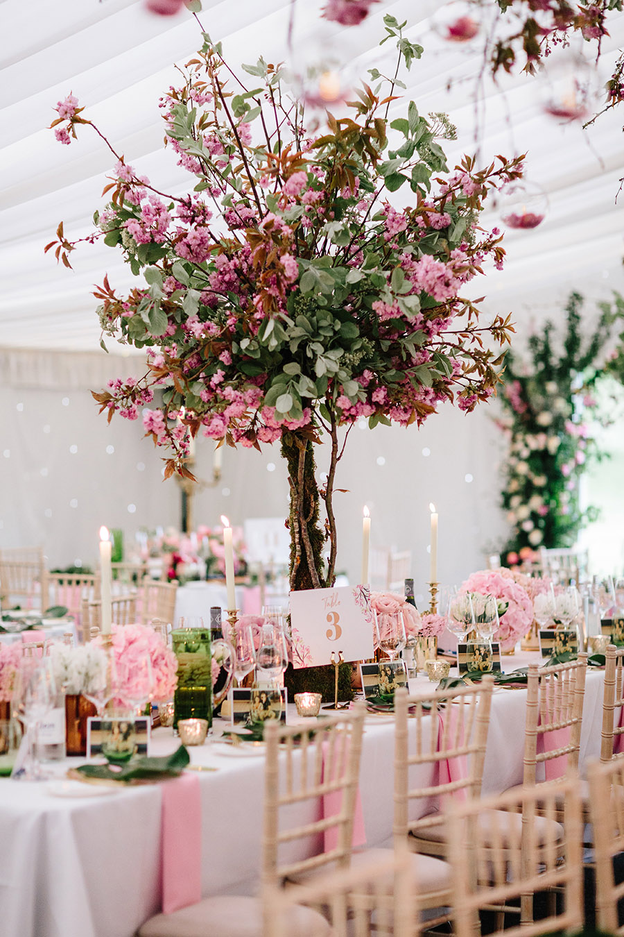 Incredible florals for Maryanne & Adam's beautiful Chippenham Park Hall wedding, with images by Nick + Maria (28)