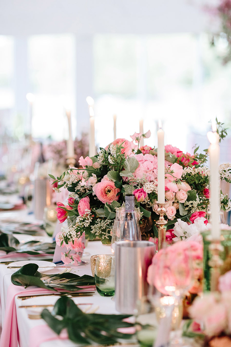 Incredible florals for Maryanne & Adam's beautiful Chippenham Park Hall wedding, with images by Nick + Maria (31)