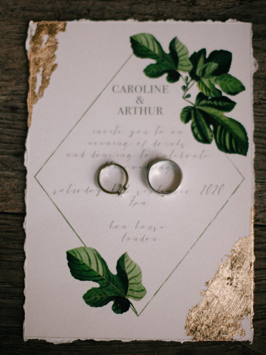Bespoke bridal couture by Caroline Arthur, image credit Alexander J Collins at Ham House (21)