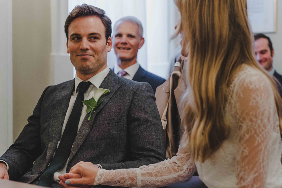 Jessica & Rhys's classical summer wedding at Chelsea Old Town Hall, with Emis Weddings (1)