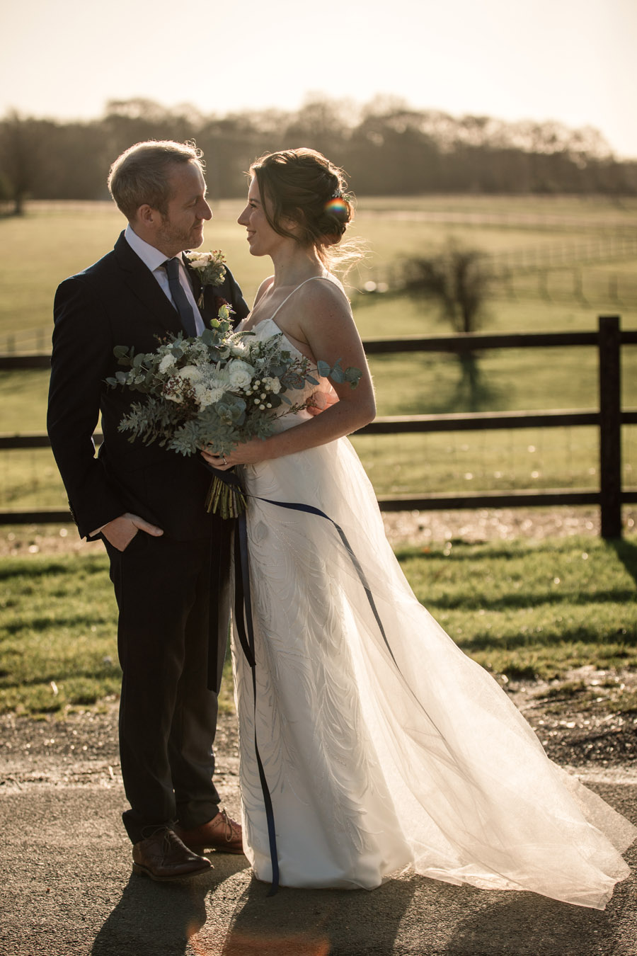Timeless winter wedding style, with Becky Harley Photography (2)