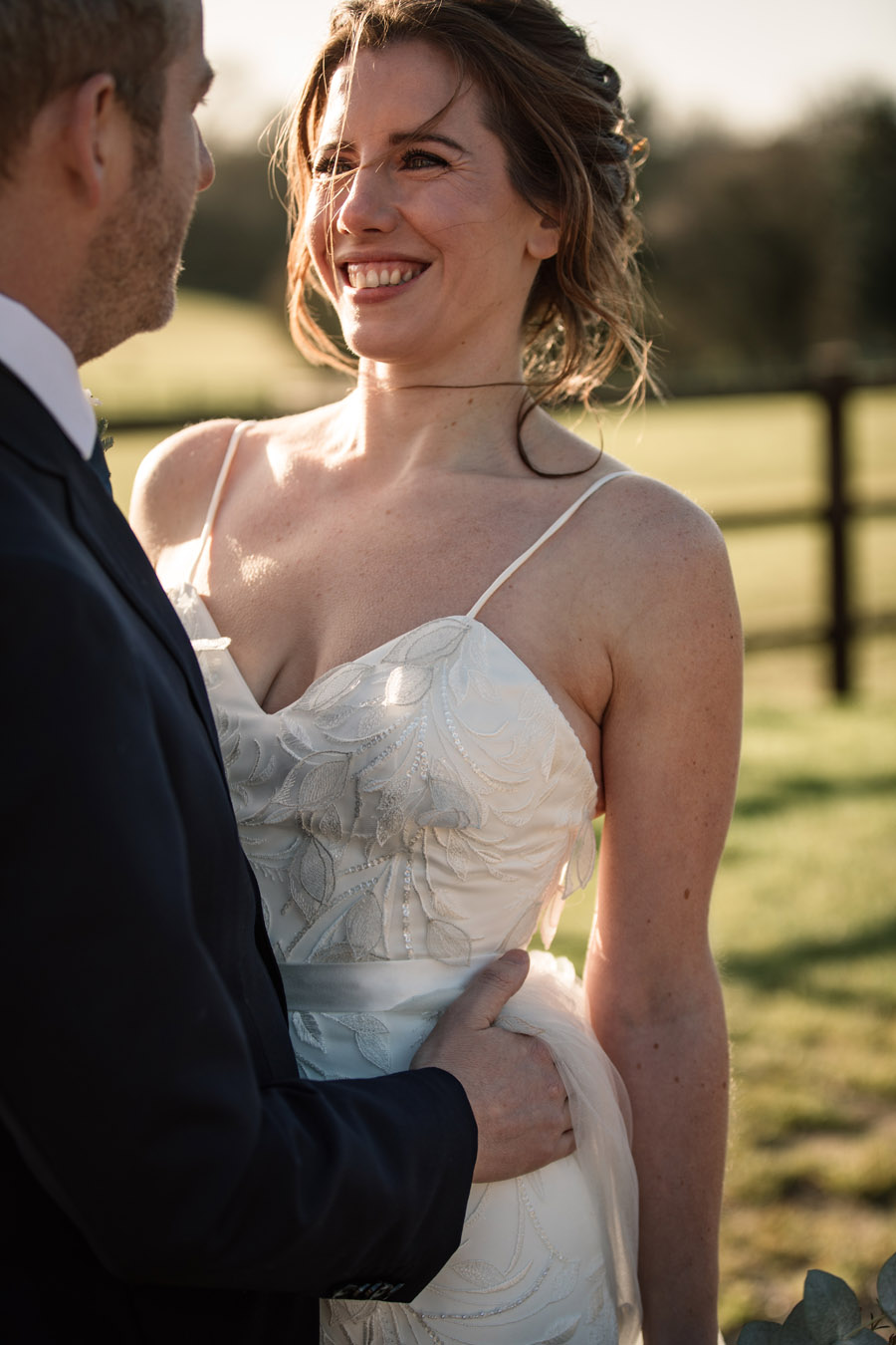 Timeless winter wedding style, with Becky Harley Photography (6)