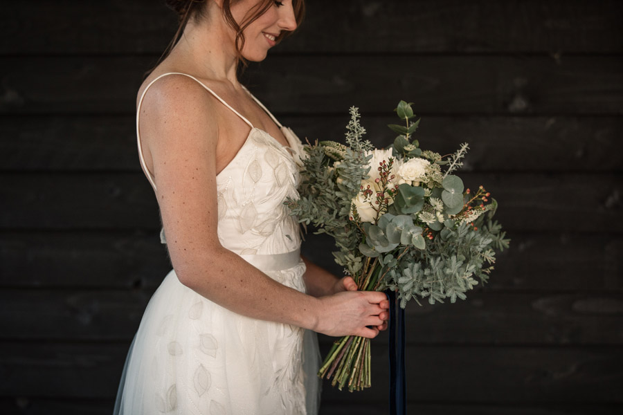 Timeless winter wedding style, with Becky Harley Photography (12)