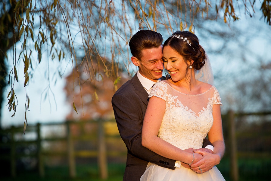 Glorious winter sun for Wendy & Rich's Eastington Park wedding, with Martin Dabek Photography (17)