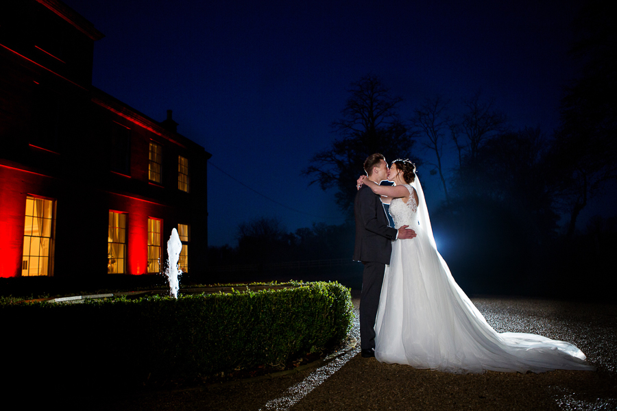 Glorious winter sun for Wendy & Rich's Eastington Park wedding, with Martin Dabek Photography (27)
