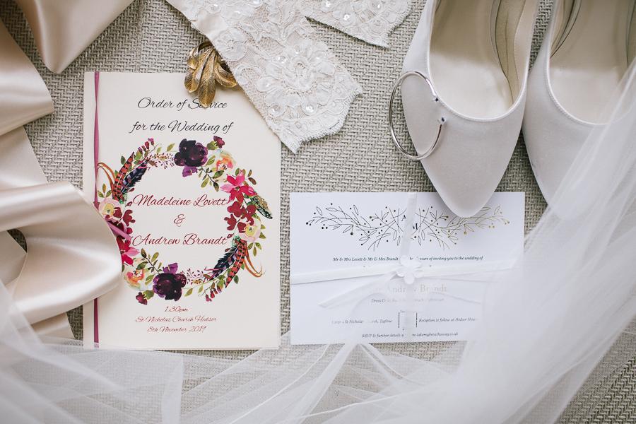 Madeleine & Andrew's elegant autumn wedding at Hedsor, with Katherine Yiannaki Photography (10)