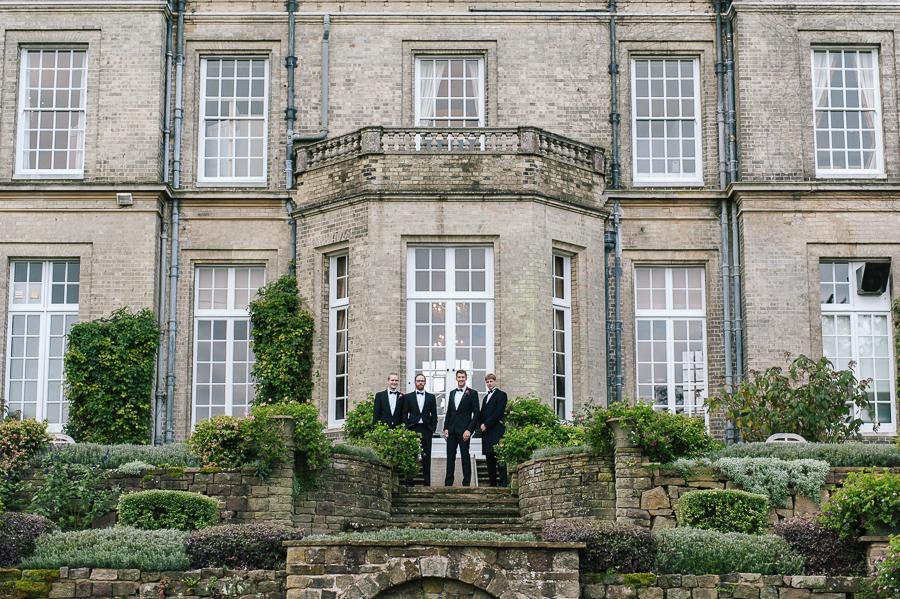 Madeleine & Andrew's elegant autumn wedding at Hedsor, with Katherine Yiannaki Photography (12)