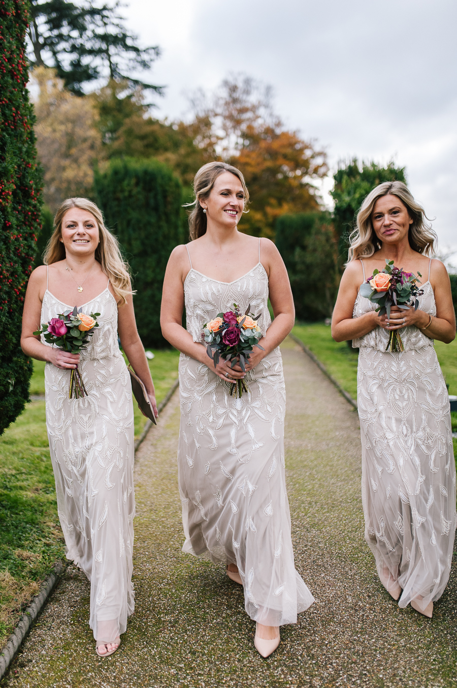 Madeleine & Andrew's elegant autumn wedding at Hedsor, with Katherine Yiannaki Photography (15)