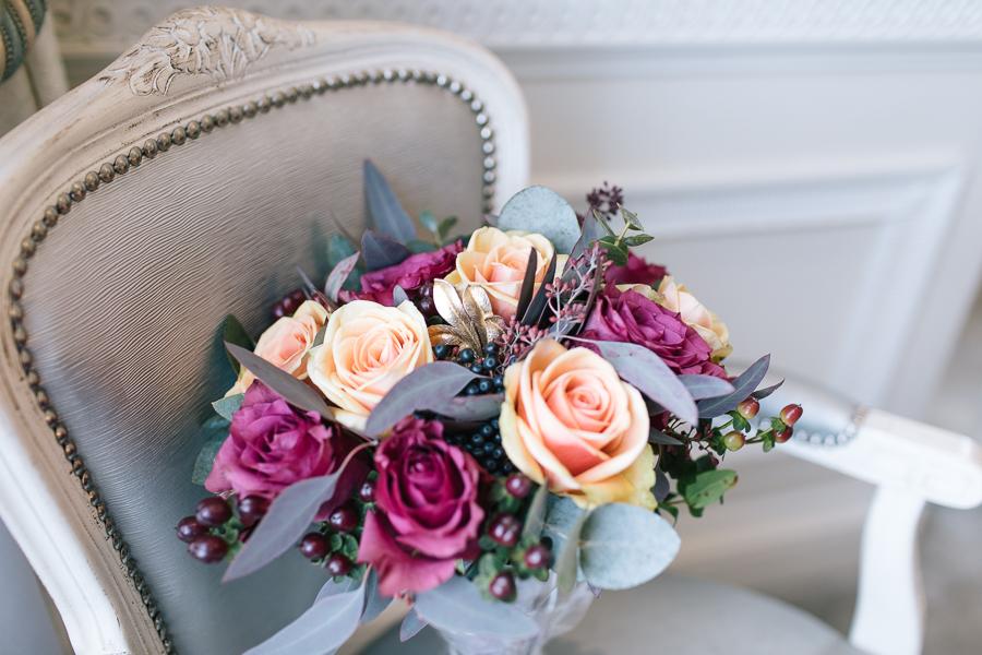 Madeleine & Andrew's elegant autumn wedding at Hedsor, with Katherine Yiannaki Photography (17)