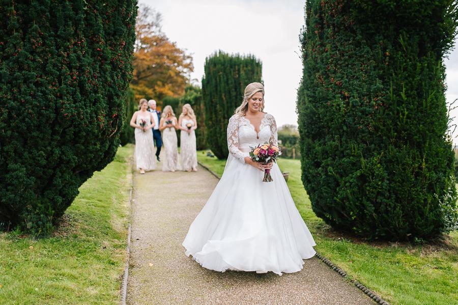 Madeleine & Andrew's elegant autumn wedding at Hedsor, with Katherine Yiannaki Photography (18)