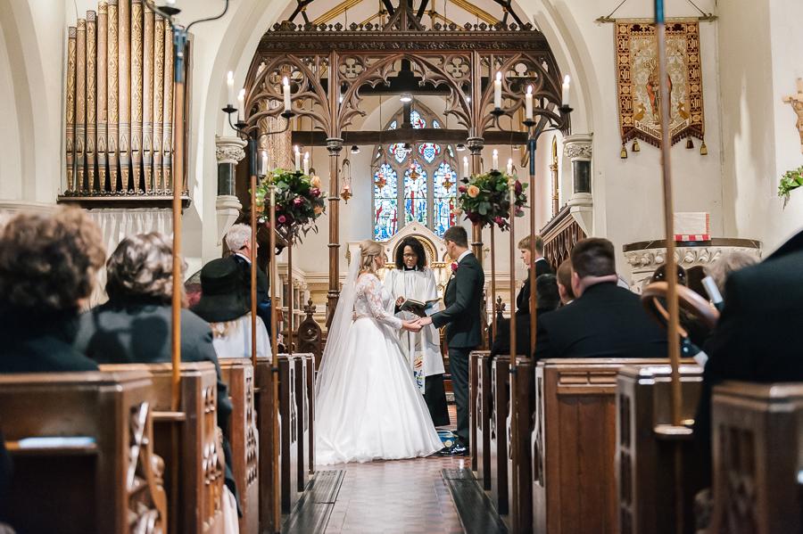 Madeleine & Andrew's elegant autumn wedding at Hedsor, with Katherine Yiannaki Photography (20)