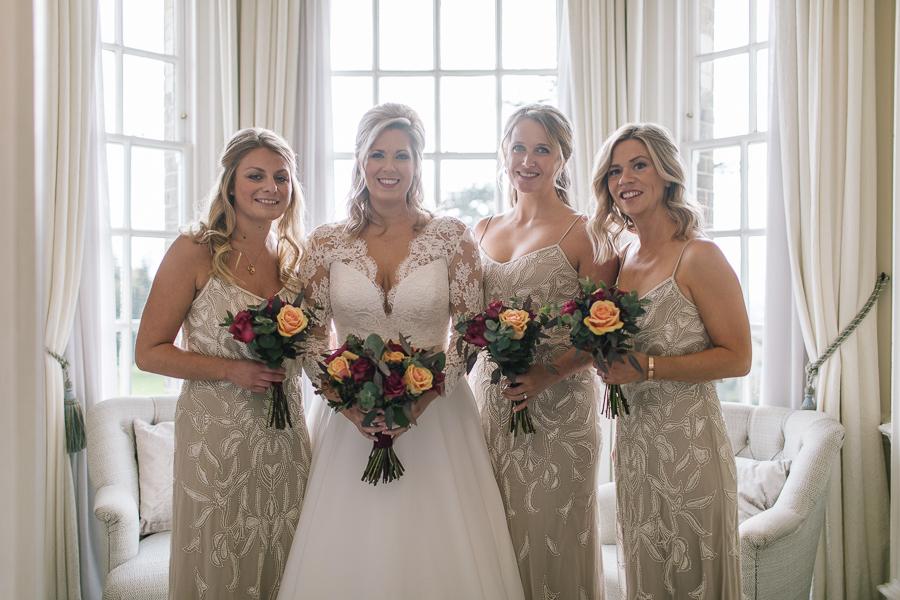 Madeleine & Andrew's elegant autumn wedding at Hedsor, with Katherine Yiannaki Photography (24)