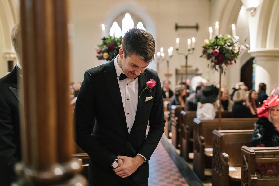 Madeleine & Andrew's elegant autumn wedding at Hedsor, with Katherine Yiannaki Photography (26)