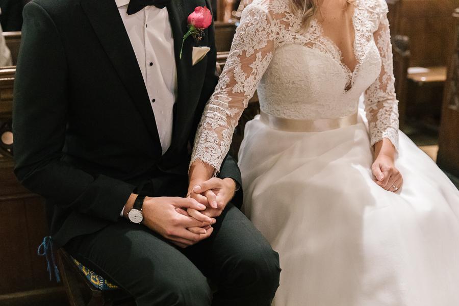 Madeleine & Andrew's elegant autumn wedding at Hedsor, with Katherine Yiannaki Photography (27)