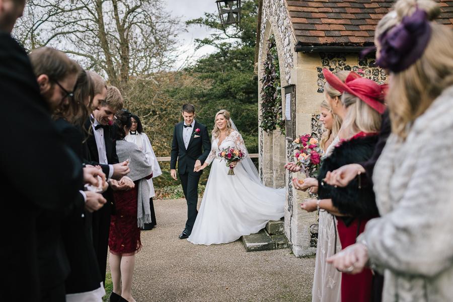 Madeleine & Andrew's elegant autumn wedding at Hedsor, with Katherine Yiannaki Photography (31)