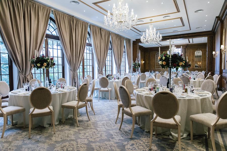 Madeleine & Andrew's elegant autumn wedding at Hedsor, with Katherine Yiannaki Photography (34)