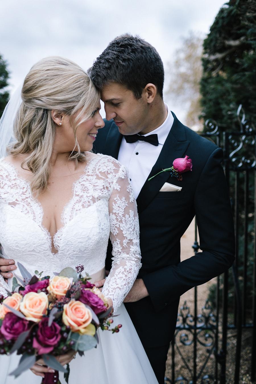 Madeleine & Andrew's elegant autumn wedding at Hedsor, with Katherine Yiannaki Photography (37)