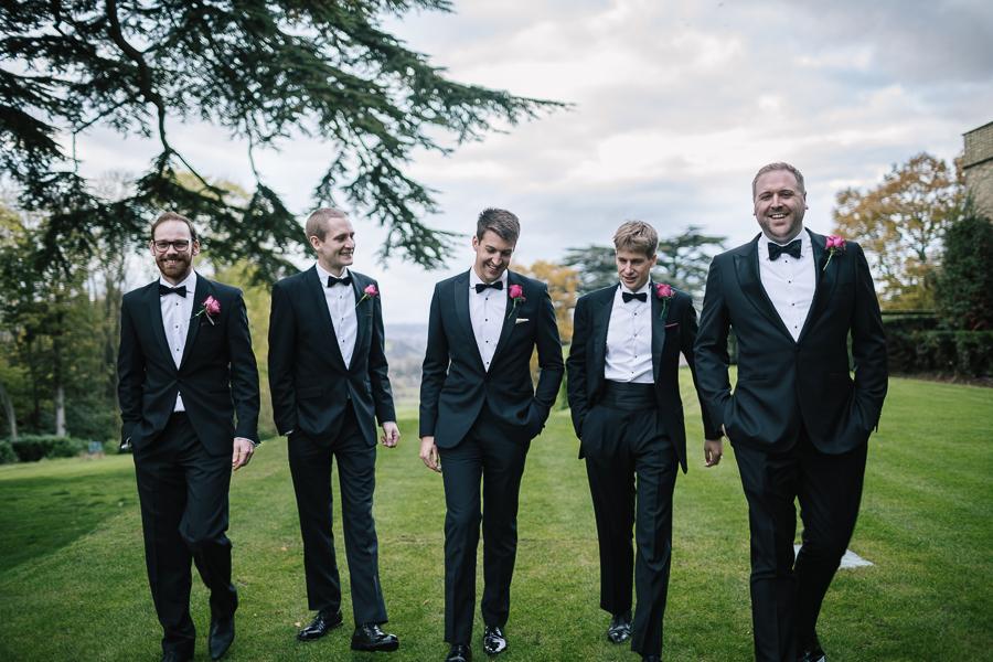 Madeleine & Andrew's elegant autumn wedding at Hedsor, with Katherine Yiannaki Photography (40)