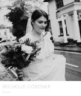 Michelle Cordner wedding photography in Kent