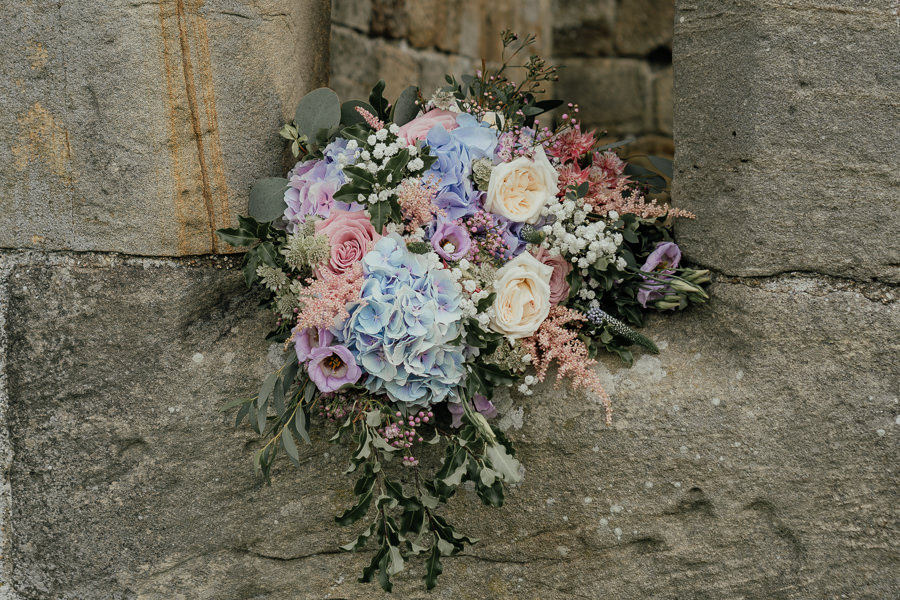 Rural English wedding style at Danby Castle, photo credit Rosanna Lilly Photography (20)