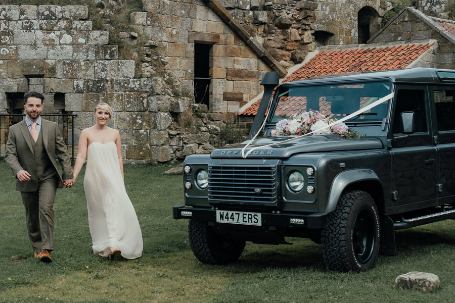 Rural English wedding style at Danby Castle, photo credit Rosanna Lilly Photography (16)