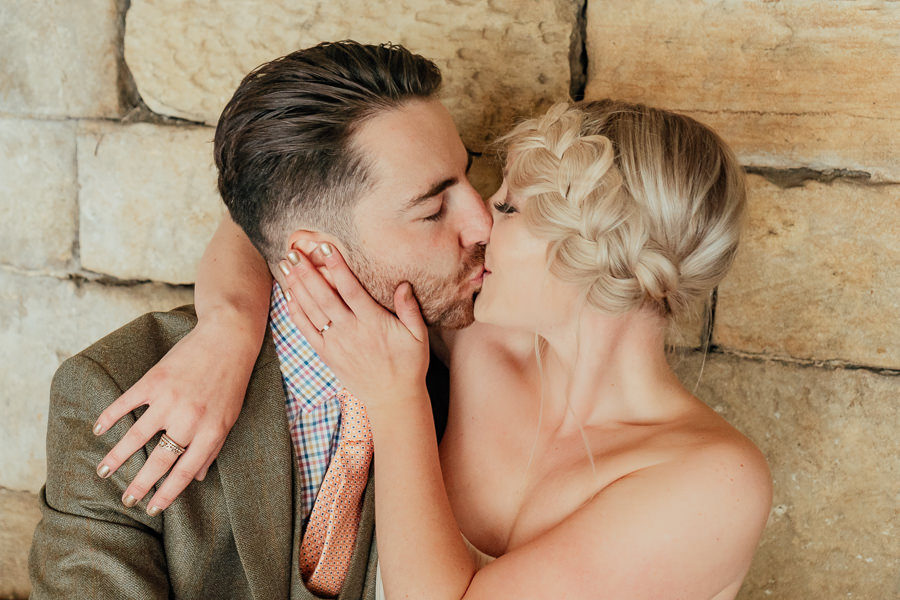 Rural English wedding style at Danby Castle, photo credit Rosanna Lilly Photography (8)