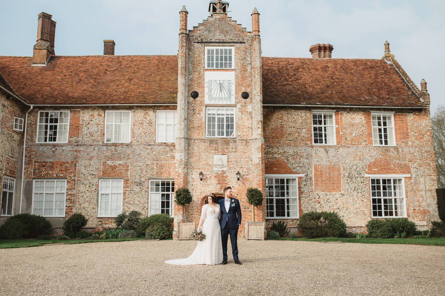 Dark green and gold for Martha & Phil's glorious Bruisyard wedding, with Emily Tyler Photography (25)