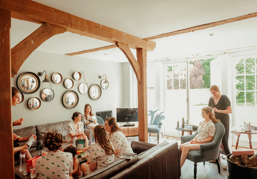 Josie and Joe's amazing summer tipi wedding, image credit Benjamin Wetherall Photography (10)