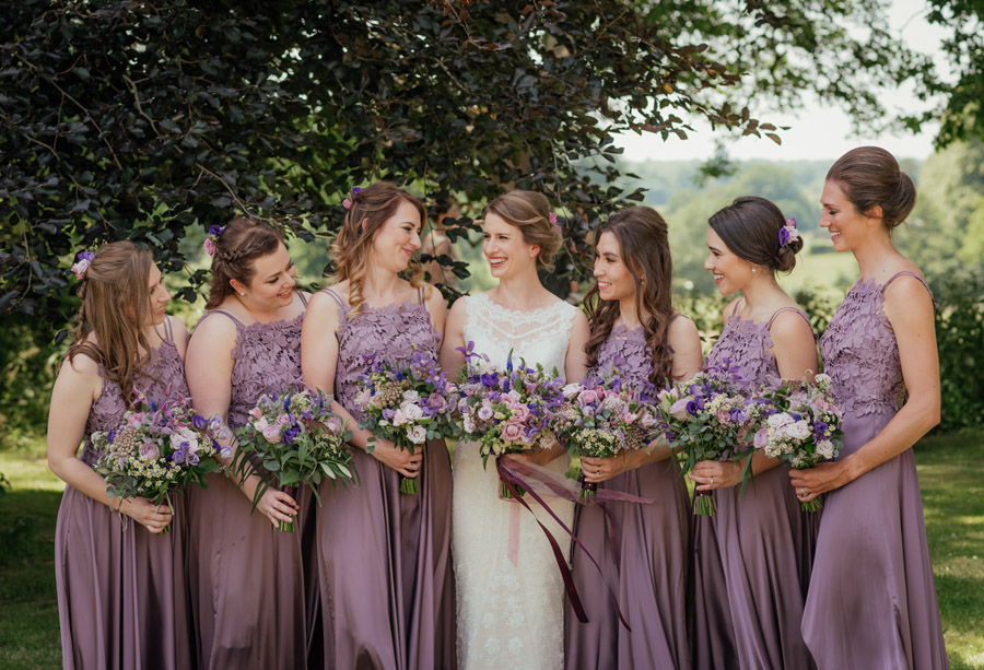 Josie and Joe's amazing summer tipi wedding, image credit Benjamin Wetherall Photography (15)