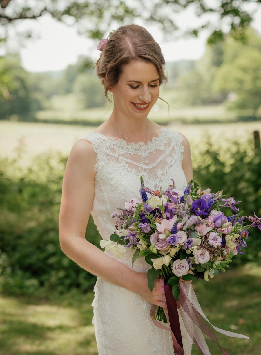 Josie and Joe's amazing summer tipi wedding, image credit Benjamin Wetherall Photography (16)