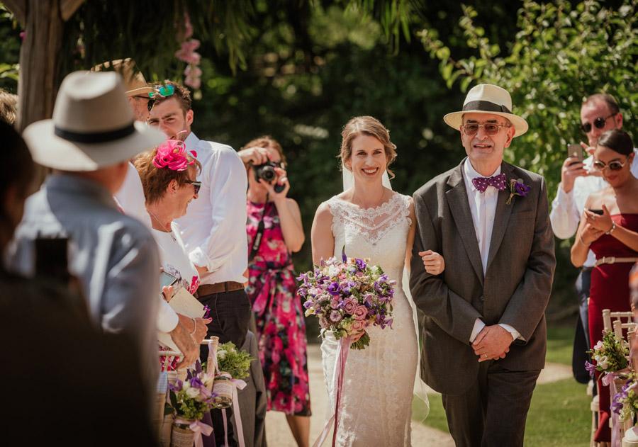 Josie and Joe's amazing summer tipi wedding, image credit Benjamin Wetherall Photography (32)