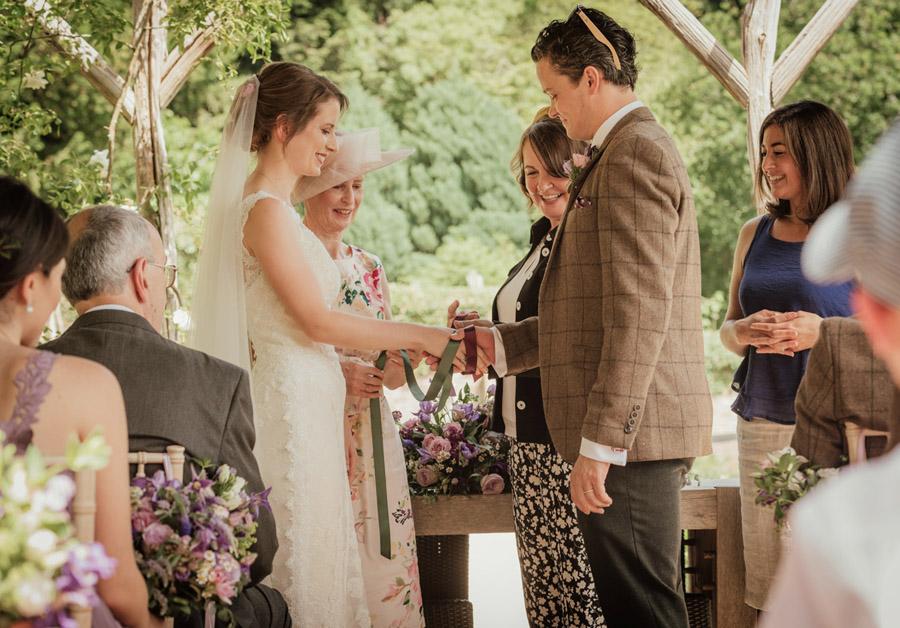 Josie and Joe's amazing summer tipi wedding, image credit Benjamin Wetherall Photography (35)