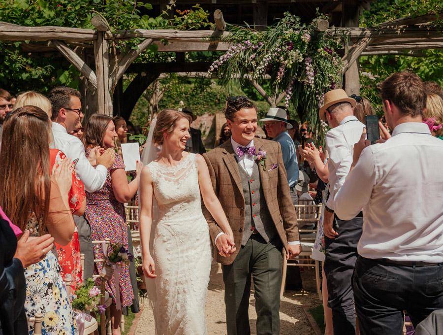 Josie and Joe's amazing summer tipi wedding, image credit Benjamin Wetherall Photography (37)