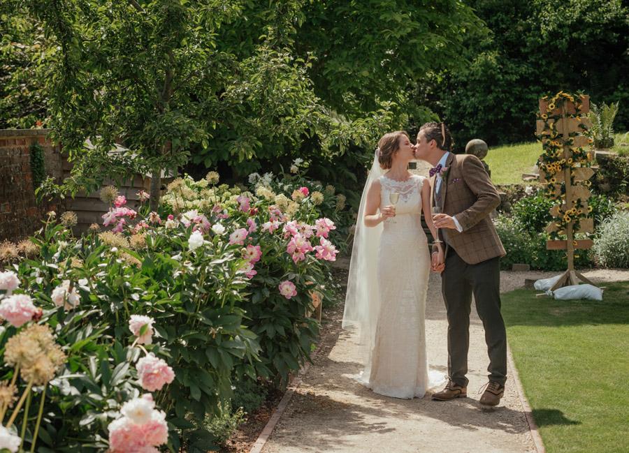 Josie and Joe's amazing summer tipi wedding, image credit Benjamin Wetherall Photography (39)