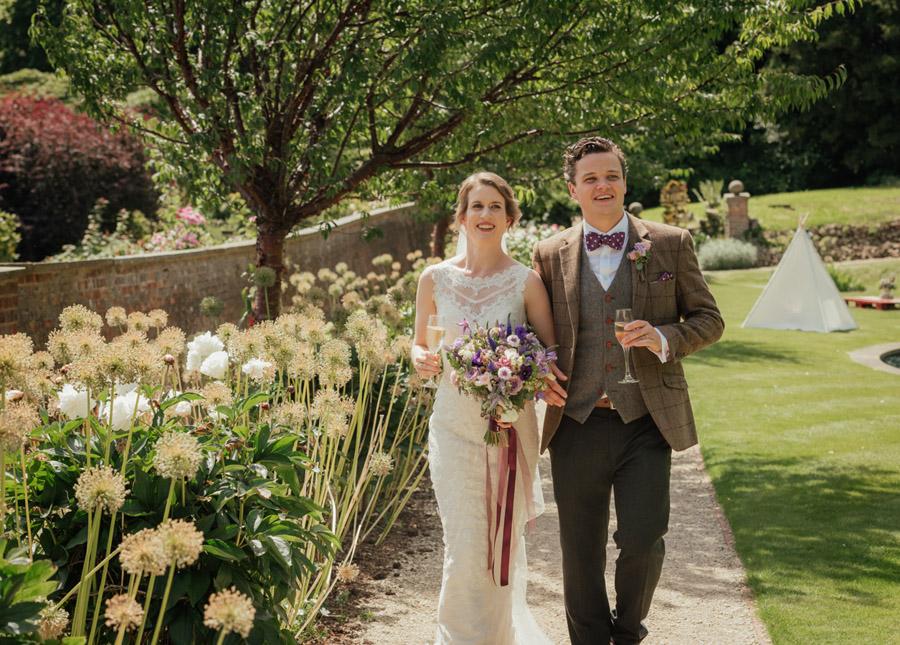 Josie and Joe's amazing summer tipi wedding, image credit Benjamin Wetherall Photography (40)