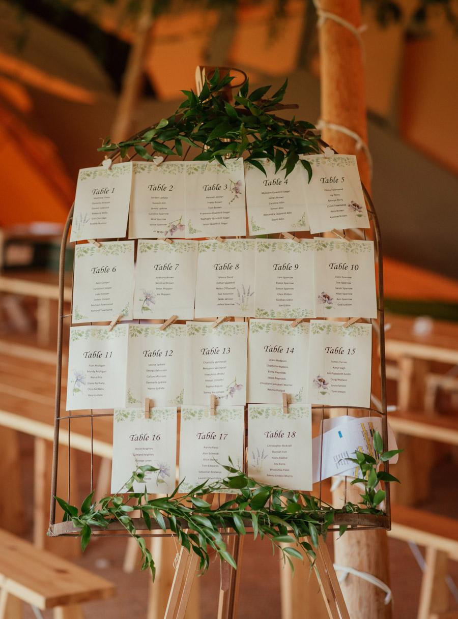 Josie and Joe's amazing summer tipi wedding, image credit Benjamin Wetherall Photography (49)